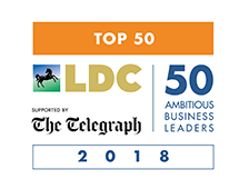 LDC Top 50 Most Ambitious Business Leaders